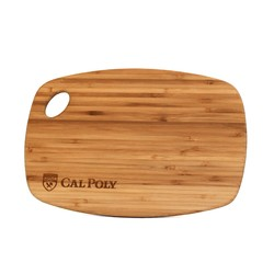 Cal Poly Engraved Charcuterie Board